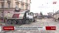Вулицю Мечникова у Львові ремонтуватимуть у три етапи