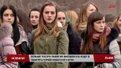 Львівські студенти тихою ходою вшанували пам'ять Небесної Сотні