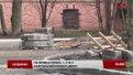Капітальний ремонт подвір'я у Львові посварив його мешканців
