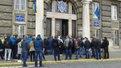 Пікетувальники зірвали представлення нового прокурора Львівщини