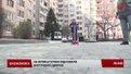 У спальних районах Львова упорядковують внутрішні дворики