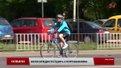 Велосипедистам-порушникам у Львові поліцейські роблять зауваження
