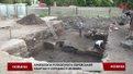 У Жовкві археологи розкопали 400-літній єврейський квартал