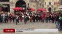 У Львові кельнери змагалися за звання найкращого
