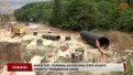 Будівельники вперше показали підземні роботи з прокладання сихівського колектора