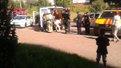 Біля квартири підприємця на Сихові вибухнув пакет зі сміттям