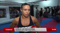 Олена Овчиннікова готується до «боїв без правил» у США
