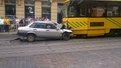 На ремонт трамвая №6, який потрапив у ДТП, треба ₴12 тис.