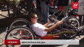 Троє львівських відчайдухів на велосипедах уже минули Жешув