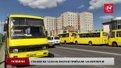 Перевізники-страйкарі пригрозили проїхати колонами маршруток через центр Львова