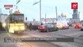 У Львові випробували трамвайну колію на Сихів