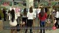 Студенти «Львівської політехніки» своїми картинами оживляють стіни ОХМАТДИТу