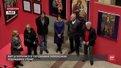 Українські художники із Рима відкрили виставку у Львові