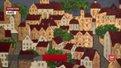 Львівський віртуоз поп-арту Сергій Міхновський показав золоту серію «Придумане місто»