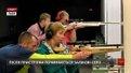 У Львові вперше в Україні відбулися змагання зі стрільби серед слабозорих