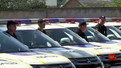 На Львівщині поліцейські групи швидкого реагування отримали нові автомобілі