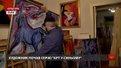 Львівський художник Михайло Демцю змінюється і починає нову серію «Арт у синьому»