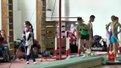 Львів приймає національну першість зі стрибків на акробатичній доріжці