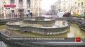 Через похолодання та опади у Львові вимкнули 7 фонтанів