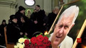 Василя Пилип'юка поховали на Личакові поруч із могилою Володимира Івасюка