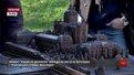 У Львові встановили бронзовий макет Святоюрського комплексу для незрячих