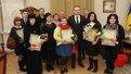 У Ратуші нагородили десятьох волонтерів Львова