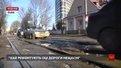 Ділянку трамвайної колії від вул. Гайдамацької до Торф'яної експерти визнали аварійною