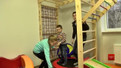 У львівському дитячому лікувальному центрі відкрили сенсорні кімнати
