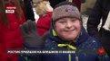 «Такі ж, як і всі»: львів'яни влаштували флешмоб до Дня людини з синдромом Дауна