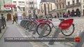 У Львові цього року відкриють нові станції велопрокату