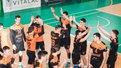 Львівські «Кажани» обіграли вдома «Новатор» у перших матчах півфінальної серії плей-офф