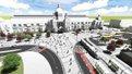 У Львові презентували проект реконструкції площі Двірцевої
