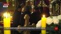 У трьох львівських церквах біля плащаниці співають ірмоси