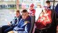 Безкоштовний проїзд школярів у громадському транспорті Львова розширили і на вихідні дні
