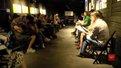У музеї «Територія Терору» актори львівських театрів відтворили суд над Олегом Сенцовим