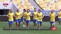У Львові жіноча збірна України з футболу у відбірковому матчі на Мундіаль приймає Швецію