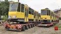 «Львівелектротранс» представив перші три німецькі трамваї