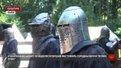 У Шевченківському гаї влаштували криваві лицарські бої