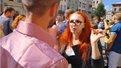 У Львові пікет за збільшення виплат учасникам АТО завершився сваркою між активістами