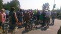 Через арешт ТЕЦ у Новояворівську не подають гарячу воду: мешканці міста перекрили дорогу