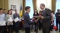 Обдарованим учням Львова вручили по 10 тис. грн премії