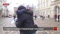 У День святого Миколая львівські студенти обіймали перехожих