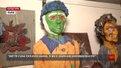 Воргол, ван Гог, Далі постануть у скульптурі та живописі Наталії та Віктора Проданчуків