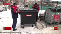 Львівські комунальники встановили перший контейнер для органічних відходів
