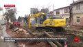 Ремонтники відновили роботи на вулиці Замарстинівській у Львові