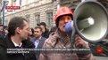 Через борги із зарплати шахтарі ДП «Львіввугілля» вийшли на пікет