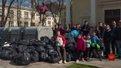 Всесвітній антисміттєвий флешмоб підтримали у Львові