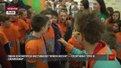 На перший благодійний фестиваль «Крила весни» до Львова з'їхалось півтисячі особливих дітей