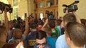 Група псевдоактивістів штурмом захопила Львівську міськраду