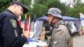 Львівська поліція затримала озброєного реконструктора в есесівській формі